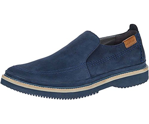 Hush Puppies Willie Bernard Navy Nubuck