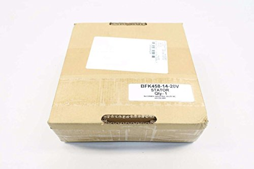 NEW INTORQ BFK458-14-20V STATOR SPRING-OPERATED BRAKE ASSEMBLY (16v Brake)