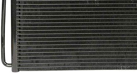 Value A//C AC Condenser For BMW 535i 550i