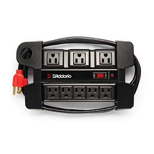 D'Addario Accessories Tour-Grade Power Base - -