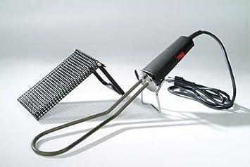 cablogrill - Encendedor eléctrico para barbacoa y chimeneas: Amazon.es: Jardín