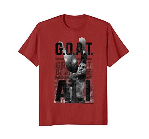 Muhammad Ali G.O.A.T T-shirt
