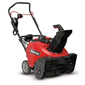 B008YFVXR2_Snapper 1696169 800 Snow Series OHV Engine Single Stage Snow Thrower, 22-Inch
