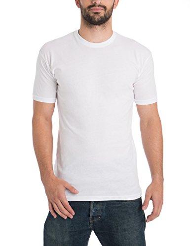 T East blanc Noir bleu gris shirt Lower Marine rouge Col Homme Rond vert De Lot 10 F5xnw