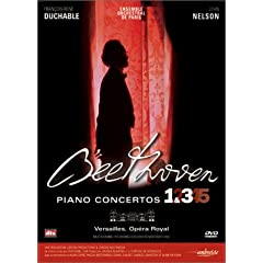 Ludwig Van Beethoven : Les Concertos pour piano n°1 and 3 (2002) - Édition 2 DVD