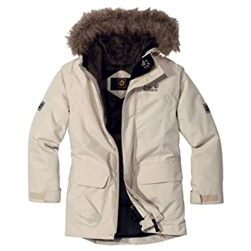 JACK WOLFSKIN KINDER Jacke Girls Fairbanks Parka +