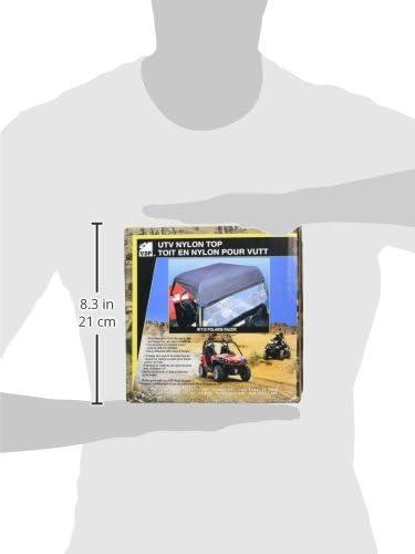 Vertically Driven Products Brief Top Black Nylon Polaris RZR Razor 7115
