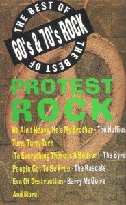 Protest Rock-Best of 60's & 70's Rock (Best Bands Of The 60s And 70s)