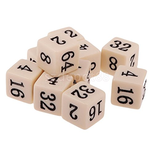 32 sided dice - 9
