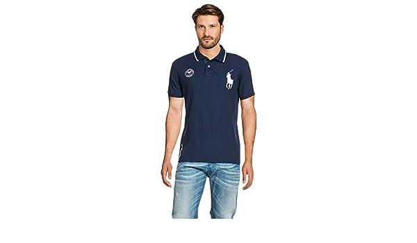 Polo Ralph Lauren Knits Other MenŽs Polo Shirt Navy Multi, tamaño ...