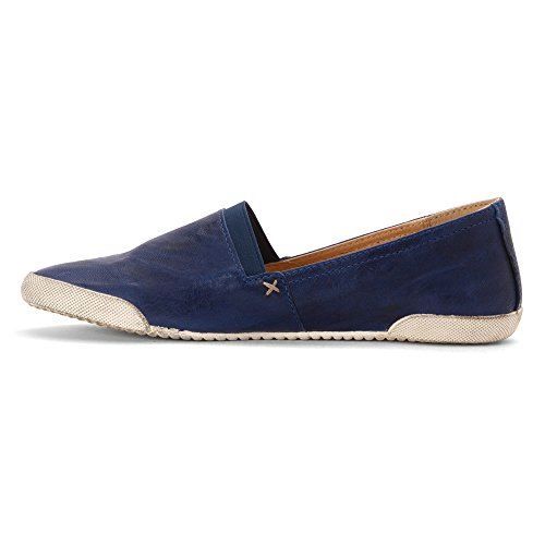 FRYE Damen Melanie Slip-on Fashion Sneaker Königsblau