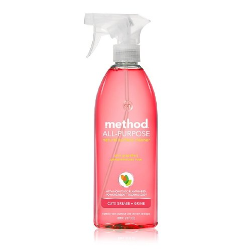 Method All-purpose Natural Surface Cleaner, Pink Grapefruit
