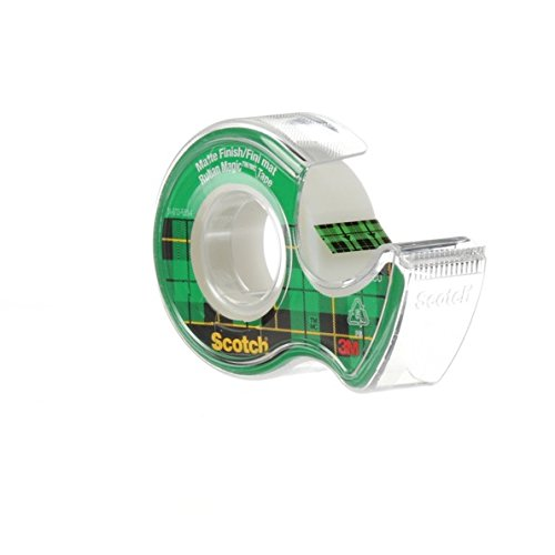 051131576346 - Scotch Magic(TM) Tape,  3/4 x 300-inches-Transparent-3 ct carousel main 4