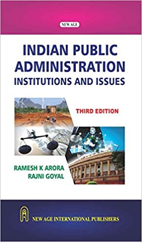 Public Administration Books In Hindi Pdf