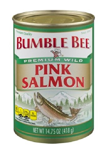 2 Pack - BUMBLE BEE Pink Salmon Diversion Can Safe jewelry stash box metal piggy bank