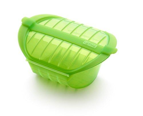 Lekue Small Ogya Sauce Pan, Green