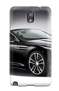 New Premium Flip Case Cover Aston Martin Dbs 24 Skin Case For Galaxy Note 3