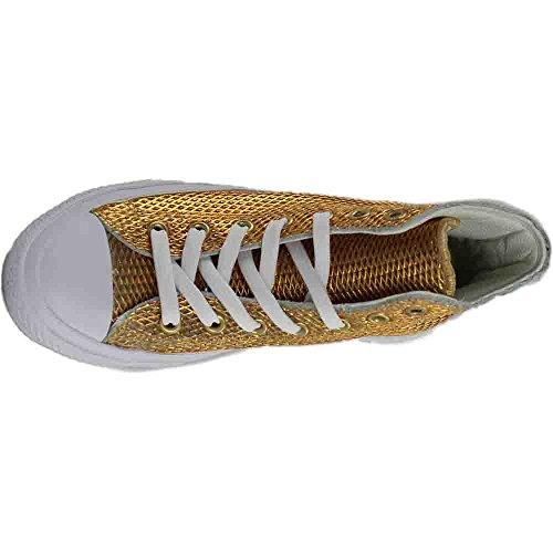 Converse All Star II Hi W Schuhe Gold