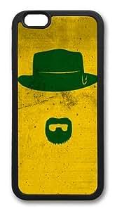 Django Artwork Custom iPhone 6 4.7 inch Case Cover TPU White