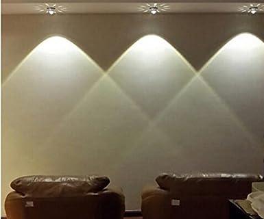 whh/luz/lámpara/sensor automático luz/luces/Luces LED Ojo De Buey: Amazon.es: Iluminación
