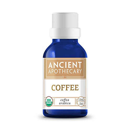 Coffee Organic Essential Oil from Past Apothecary, 15 mL - 100% Pure and Therapeutic Grade