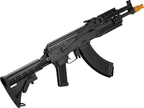 Evike LCT TK104 Airsoft AK104 Tactical Steel Airsoft AEG