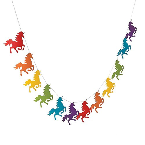 (Fun Express Unicorn Party Decoration)