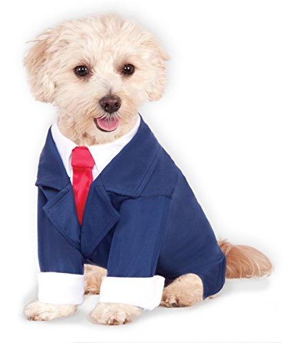 Rubies Costume Business Suit Pet Costume, XX-Large ()