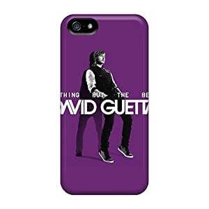 Premium OHA9280ZlvH Cases With Scratch-resistant/ David Guetta Cases Covers For Iphone 5/5s