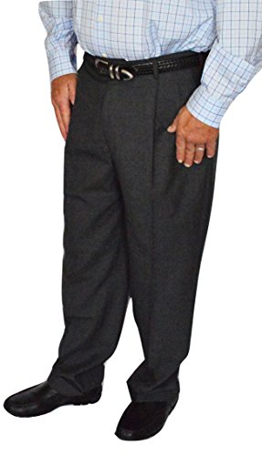 Wool Gabardine Pants - 2