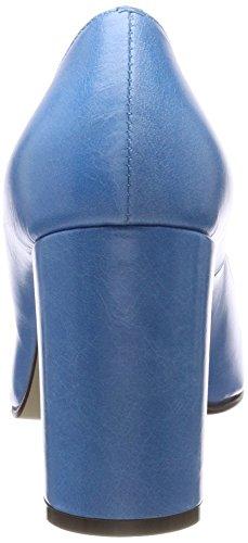 Noe Antwerp Damen Nosila Pump Pumps Blau (cielo-blu)