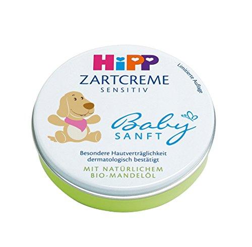 HiPP Babysanft Zartcreme - Mini, 60er Pack (60 x 20 g) 9622