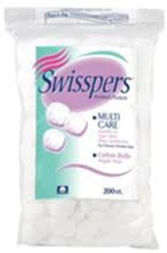 (Swisspers Multicare Cotton Balls, 200)