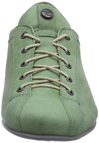 Lacci Verde Scarpe 59 Think grün Con Iths Donna kombi Derby green fxPInqpwga