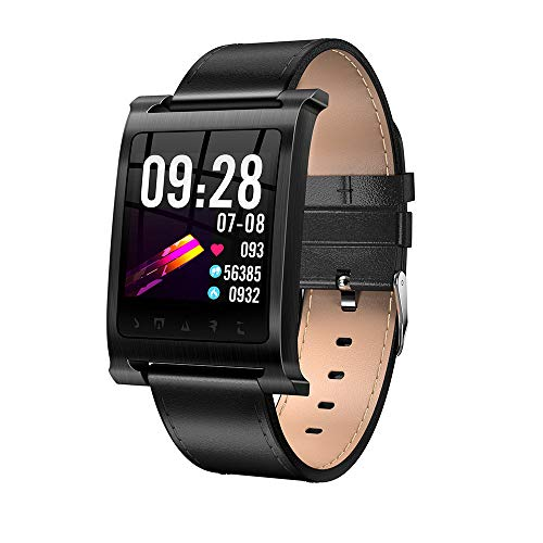 (Bluetooth Smart Watch - Star_wuvi Smartwatch Smart Wrist Watch Phone Fitness Tracker with Anti-Lost Clock Alarm,Task Reminder Pedometer iOS Android Kids Women Men)
