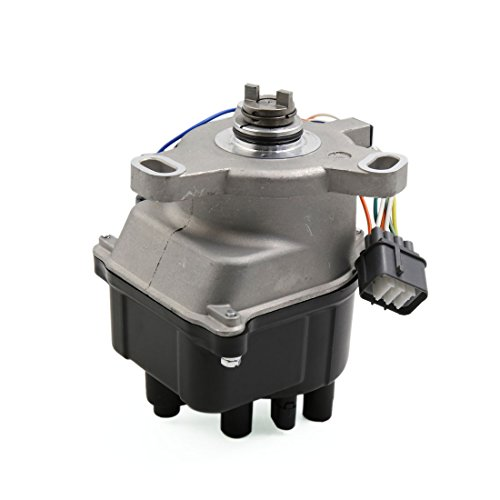 (uxcell IGNITION DISTRIBUTOR For 92-95 ACURA INTEGRA 1.8L NON-VTEC ONLY TD-55U TD46)