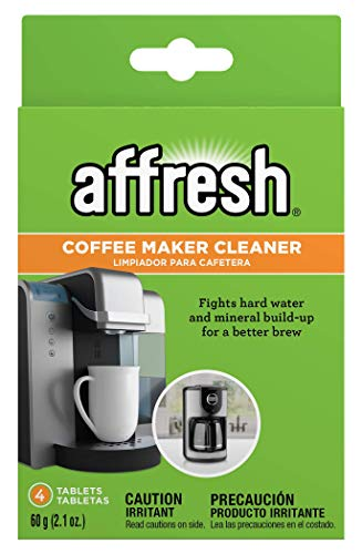 Affresh W10511280 Coffeemaker Cleaner - 4 Tablets ()