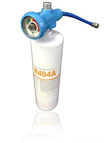 R404a Refrigerant 27.8oz Disposable One Step