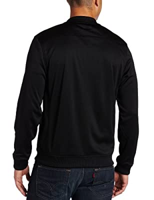 Calvin Klein Men's Long Sleeve Full Zip Mock Neck Jacket