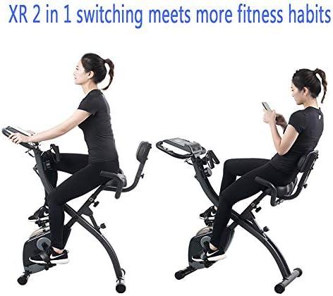 練習ストレートエアロバイク自転車の有酸素トレーニングフィットネス