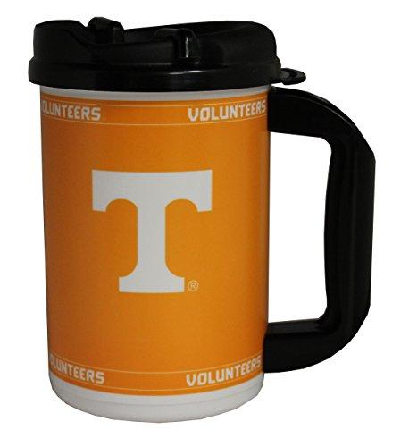 (GameDay Novelty NCAA Tennessee Volunteers Mini Mega Mug, 20 oz)