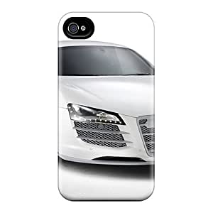 Jrhoder PET392LMSa Case For Iphone 6 With Nice Audi R8 Appearance