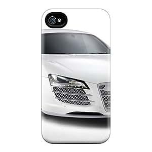 ErleneRobinson Iphone 6 Shockproof Hard Cell-phone Case Custom Fashion Audi R8 Series [xFd1628PHha]