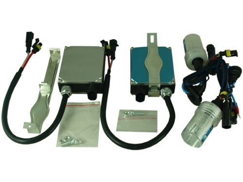 HID Conversion Kit H4 Hi/Lo 8000K High Intensity Xenon Lighting System (Systems Xenon)