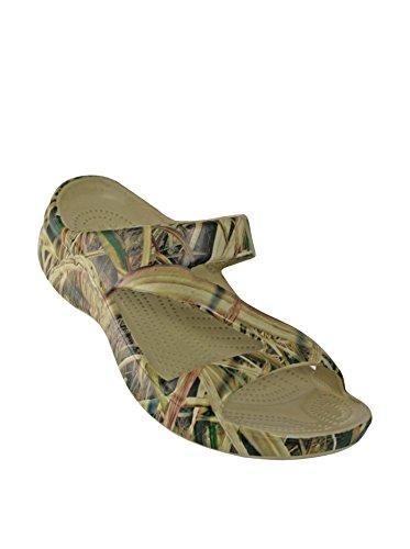 DAWGS USA Women's Mossy Oak Z Sandal, Sg Blades, 6 M US from DAWGS