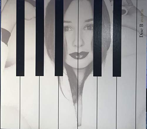 Tori Amos A Piano The Collection Disc B Pink and Pele