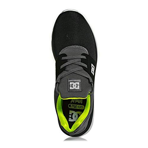 Heathrow Sneakers Uomo Nero M Dc Shoes Ttvgnqw5