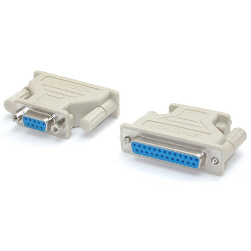 StarTech DB25 Serial Cable Adapter