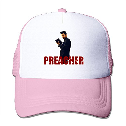 Texhood Preacher Cool Hiphop Cap One Size Pink (Party City South Portland)