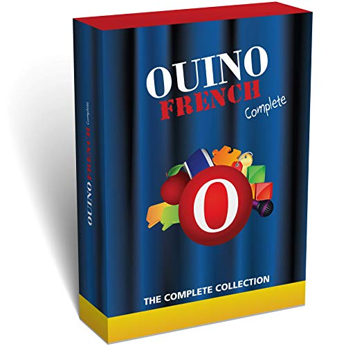 Learn French with OUINO: The 5-in-1 Complete Collection (for PC, Mac, iPad, Android, Chromebook) ...